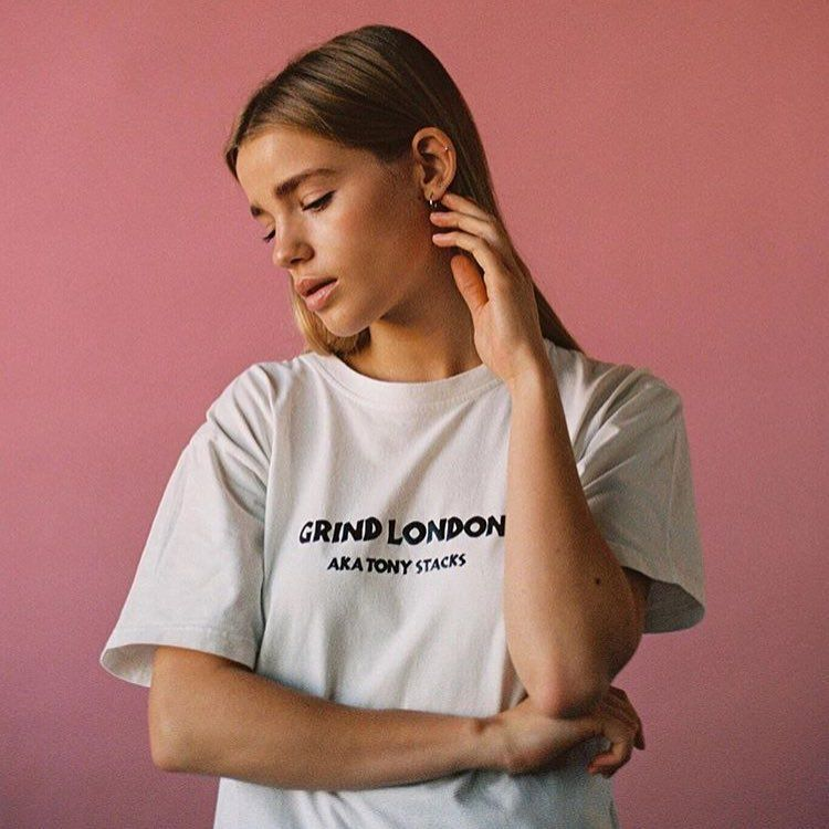 Depop Daily Crush @gracey_hodge in @grindlondon @vickygrout