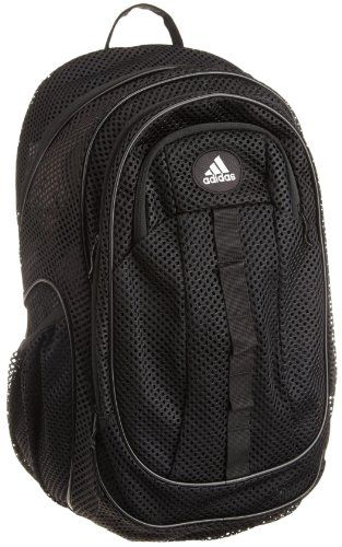 4eff91d636d74 adidas Forman Mesh Backpack 5123542 Backpack,Black,One Size. From ...
