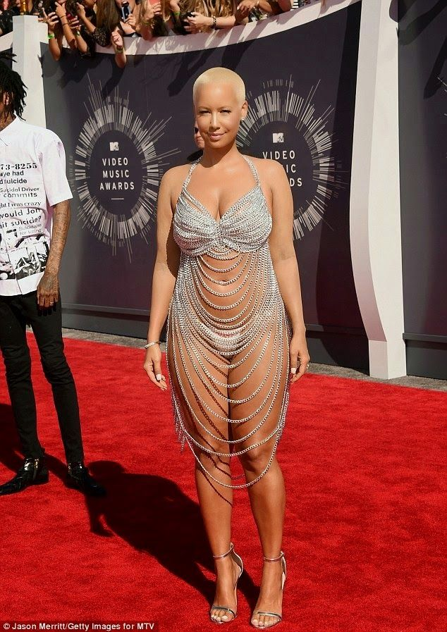 Apologise, but, Amber rose legs naked