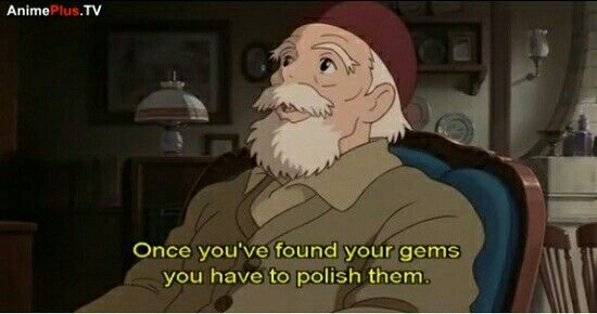Whisper Of The Heart Quotes Studio Ghibli Pinterest Studio