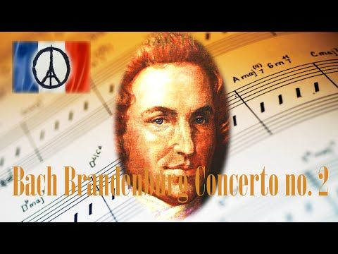 ❤ Bach Brandenburg Concerto 2 - Classical Music for Relaxation, studying - Bach Best Classical Music - YouTube