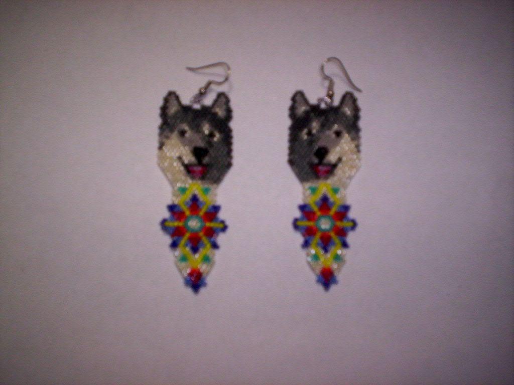 Native American Beadwork Brick Stitch Patterns Free | ... image for ...