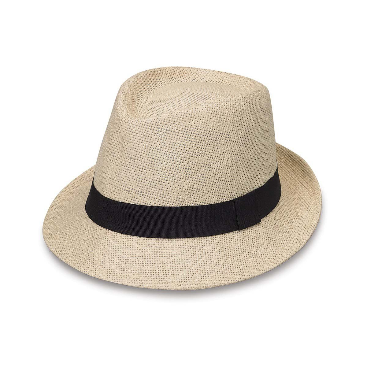Sun Protection Hat By Day Fun And Fashionable For The Evening Lightweight 2 Brim Adjustable Fit 100 Pape Sun Protection Hat Womens Fedora Hats For Women