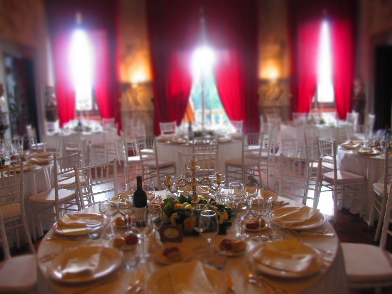 Il matrimonio in Villa d'Epoca