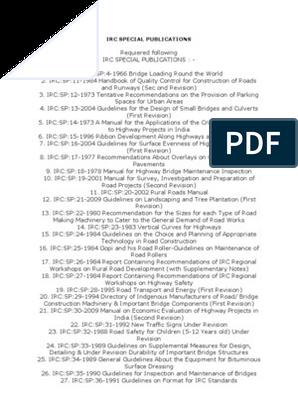 Pdf irc 35