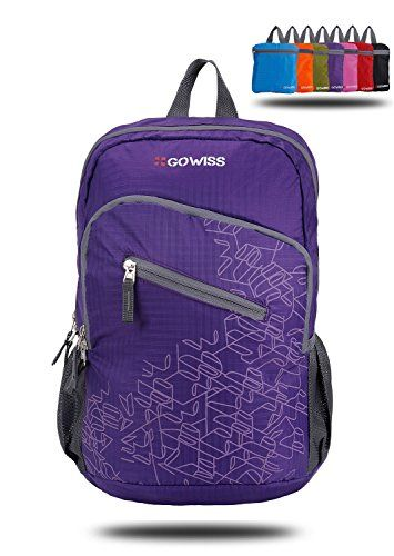 Gowiss Backpack - Rated 20L / 33L- Most Durable Packable ...