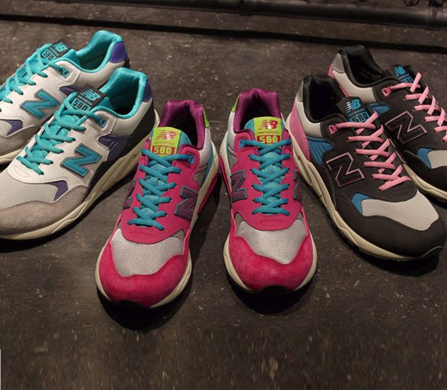 New Balance 580 Pastel Pack New Balance Shoes Fresh Sneakers New Balance Sneakers