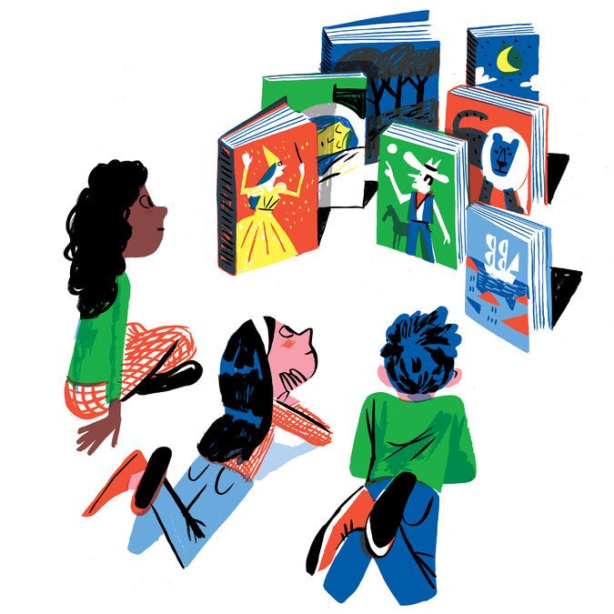 The best in picture books, middle grade and young adult fiction and nonfiction, selected by the children's books editor of The New York Times Book Review.