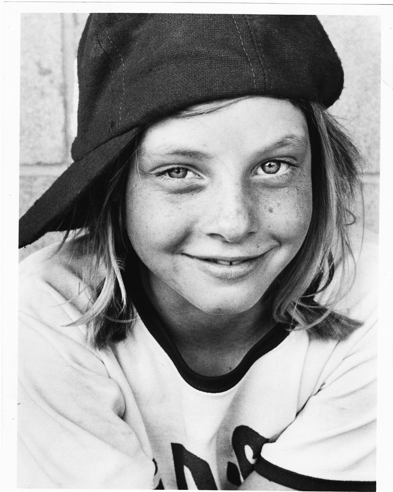"""Jodie Foster in """"Rookie of the Year"""" -- my favorite After School Special"""