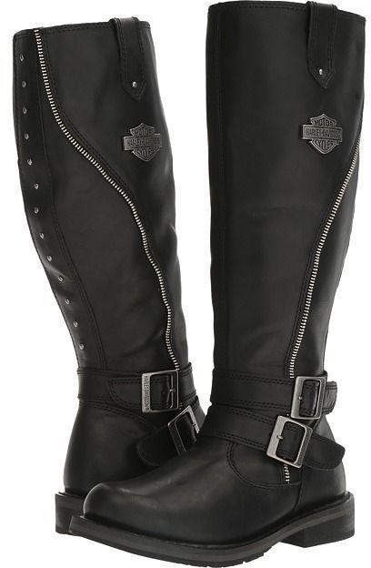 c4376bb5df77 Harley-Davidson Sennett Women s Boots  harleydavidsonclothing ...