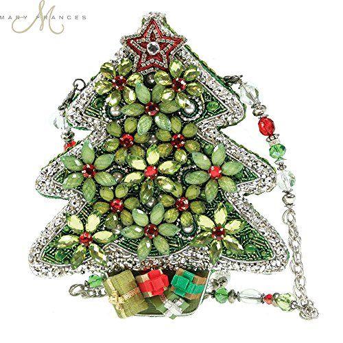 Christmas Tree Shaped Handbag
