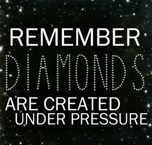 Image result for pressure hardens diamonds