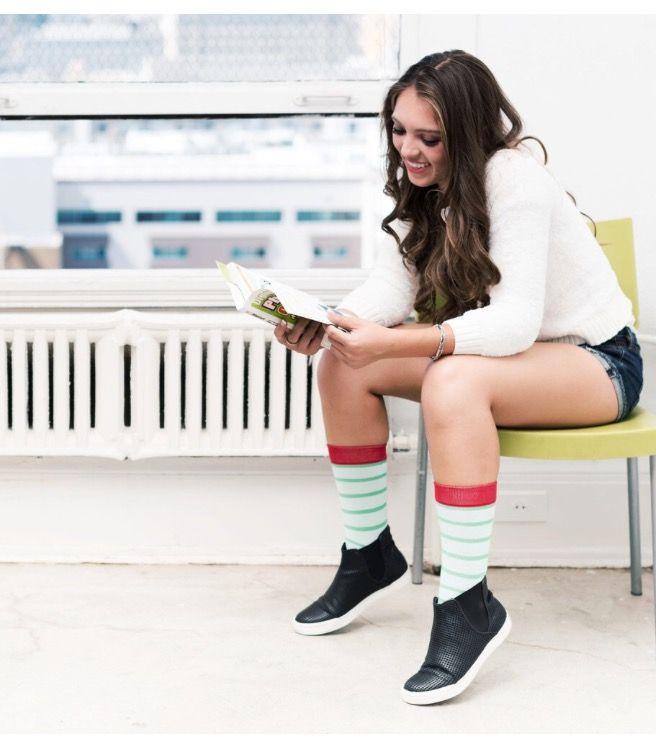 Stylish, fun socks