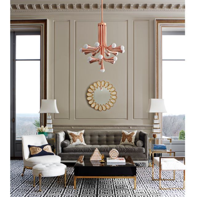 Next Furniture Living Room: DESIGN FORCES On Fall/Winter Interior