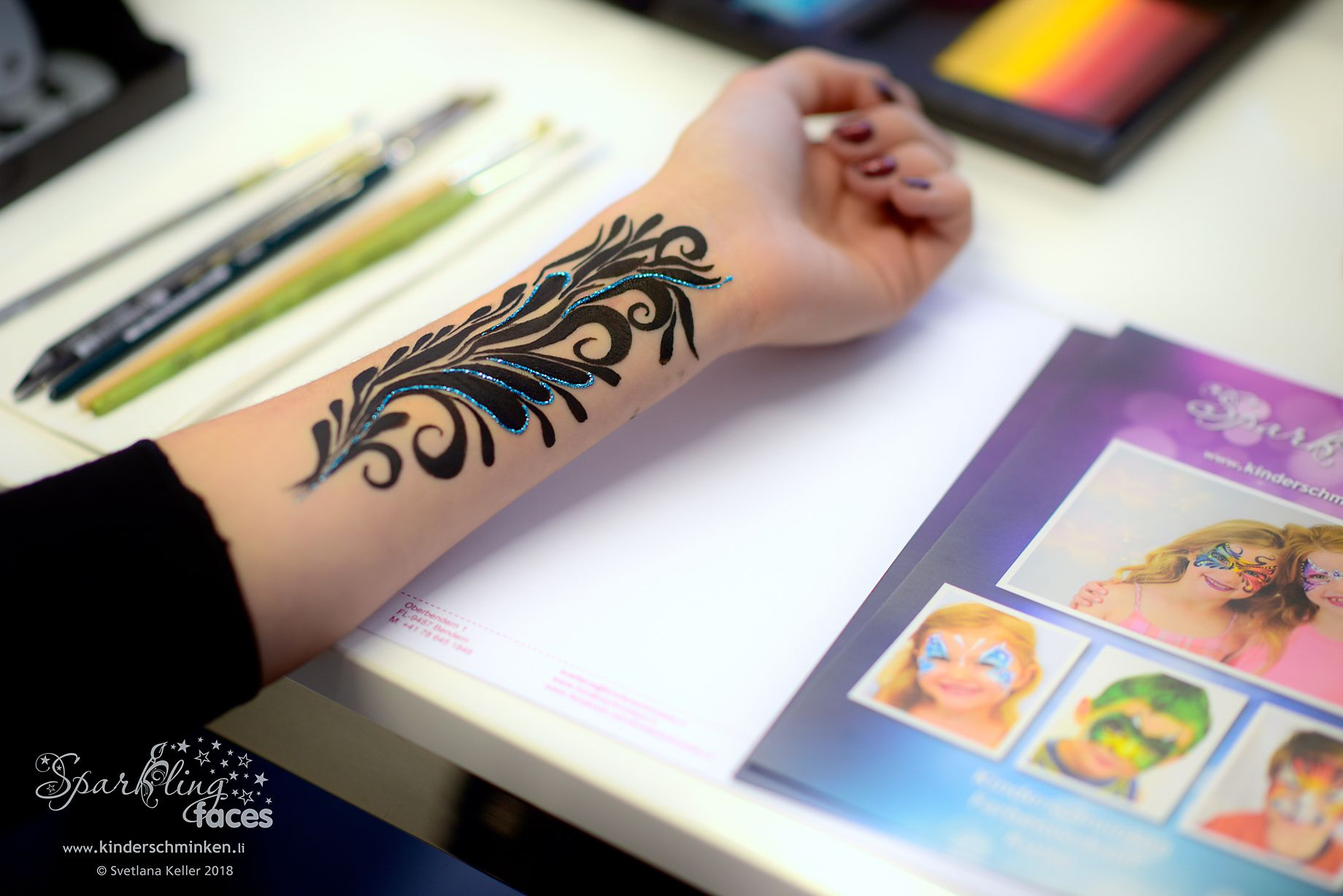 Henna Tattoo Kaufen Basel: Grundkurs Vom 24. & 25. November 2018