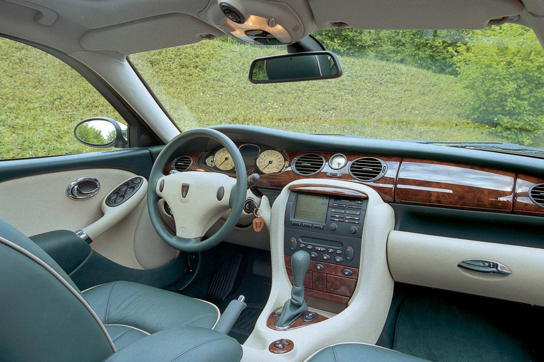 Best cabin ever: rover 75 mk1 interior | ROVER | Pinterest | Mk1 and ...