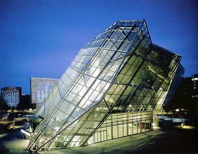 Deconstructive Architecture