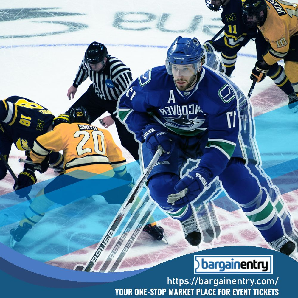 Playoffs, Pride, and Love of the Game. Few reasons #NHL has a lot on the line. Visit Bargainentry.com to catch live action NHL tickets. #BargainEntry #BuySportsTicketsOnline #SportsTicketsOnline #BuySportsTickets #BuyTicketsOnline #SportsTickets #NHL #Hockey