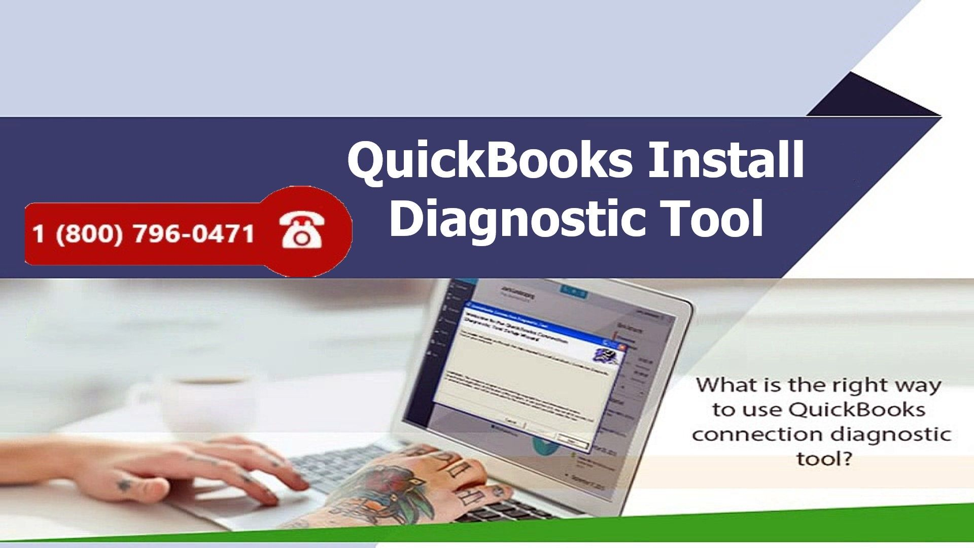 QuickBooks Install Diagnostic Tool Learn How to Use 1800