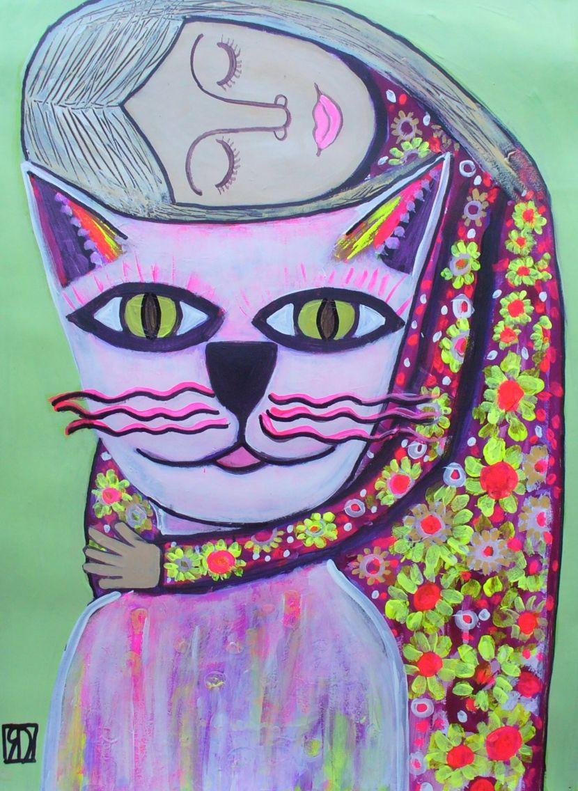 Rhonda Davies Art