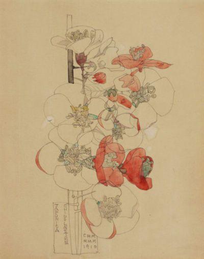 Charles Rennie Mackintosh Margaret Macdonald