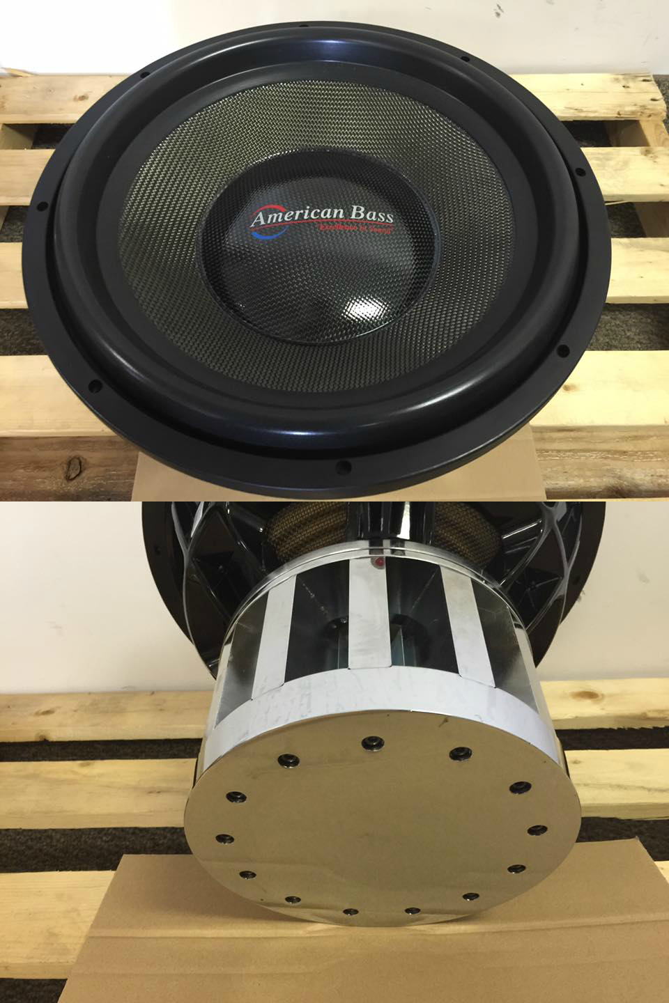 small resolution of american bass neo subwoofer bass flat lowes
