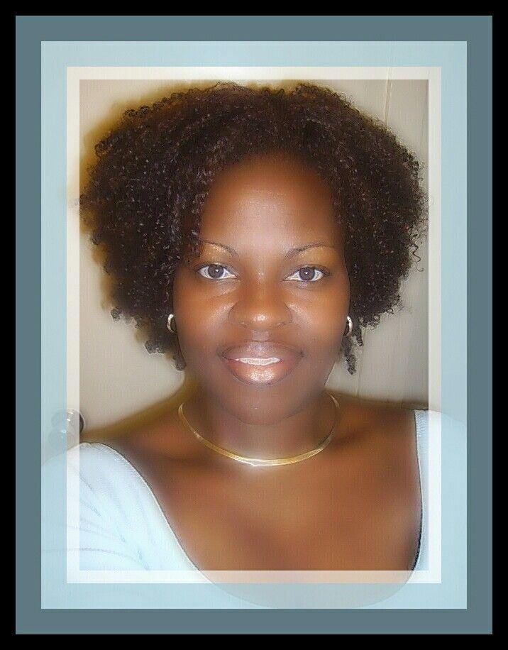 2005 Embracing My Natural Hair