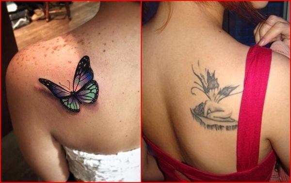 Schulter tattoo, Tattoo schulter frau, Tattoo designs