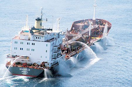 Photos From A Somali Pirate Attack Telstar Logistics Somalia - Pirates attack cruise ship