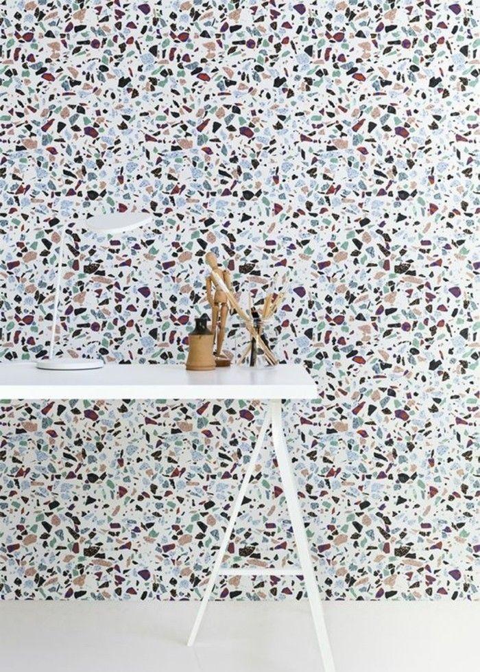 Terrazzo Fliesen Der Bodenbelag Aus Der Antike Erlebt Sein