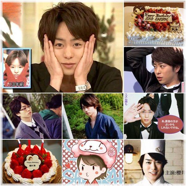 25/01/2015  お誕生日おめでとう!櫻井 翔  今年、33歳になったね。ずっとお幸せに。   大好きだよ。❤⃛ヾ(๑❛ ▿ ◠๑ )