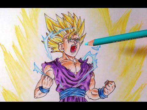 Como Dibujar A Goku Ssj 5 Dios Azul How To Draw Goku Ssj 5 Speed Drawing Goku Ssj 5 Youtube Como Dibujar A Goku Dibujo De Goku Como Dibujar