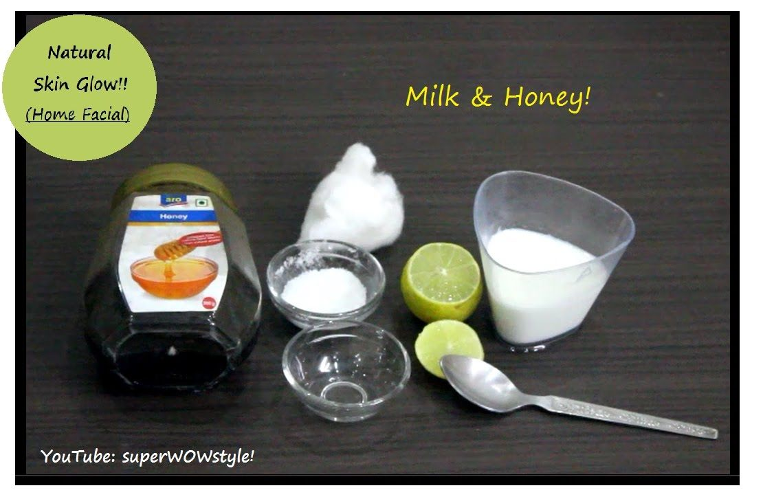 Natural Skin Glow Home Facial Indian Skin Care Routine