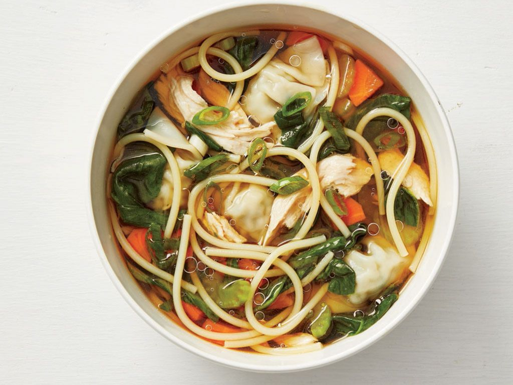 Asian chicken noodle soup recipe asian chicken noodle