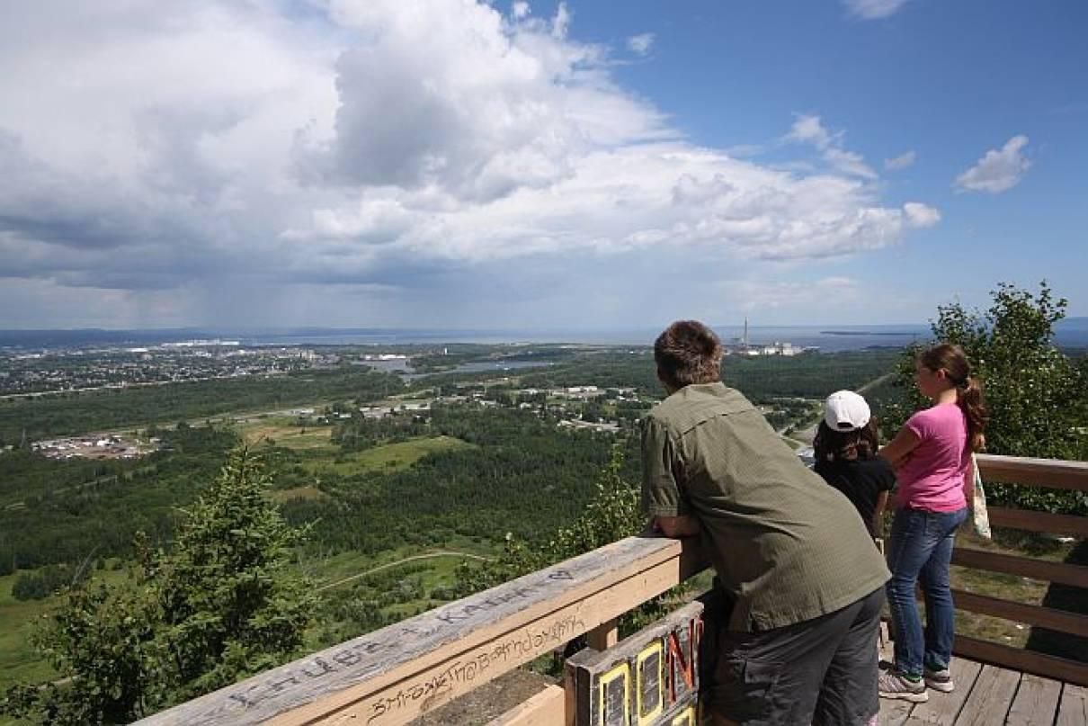 Mount McKay, A Mystical Birds Eye View of Thunder Bay and Lake Superior | Northern Ontario Travel