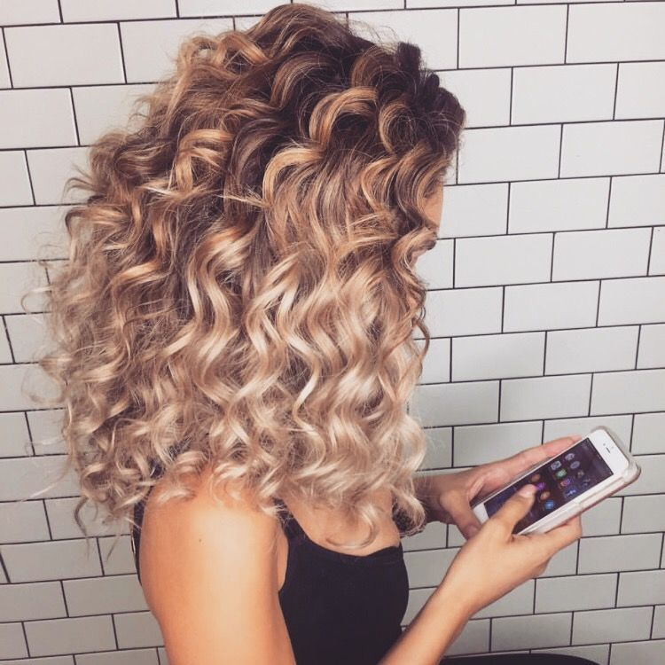 54 Nice Cute Curly Hairstyles For Medium Hair 2017 Curly