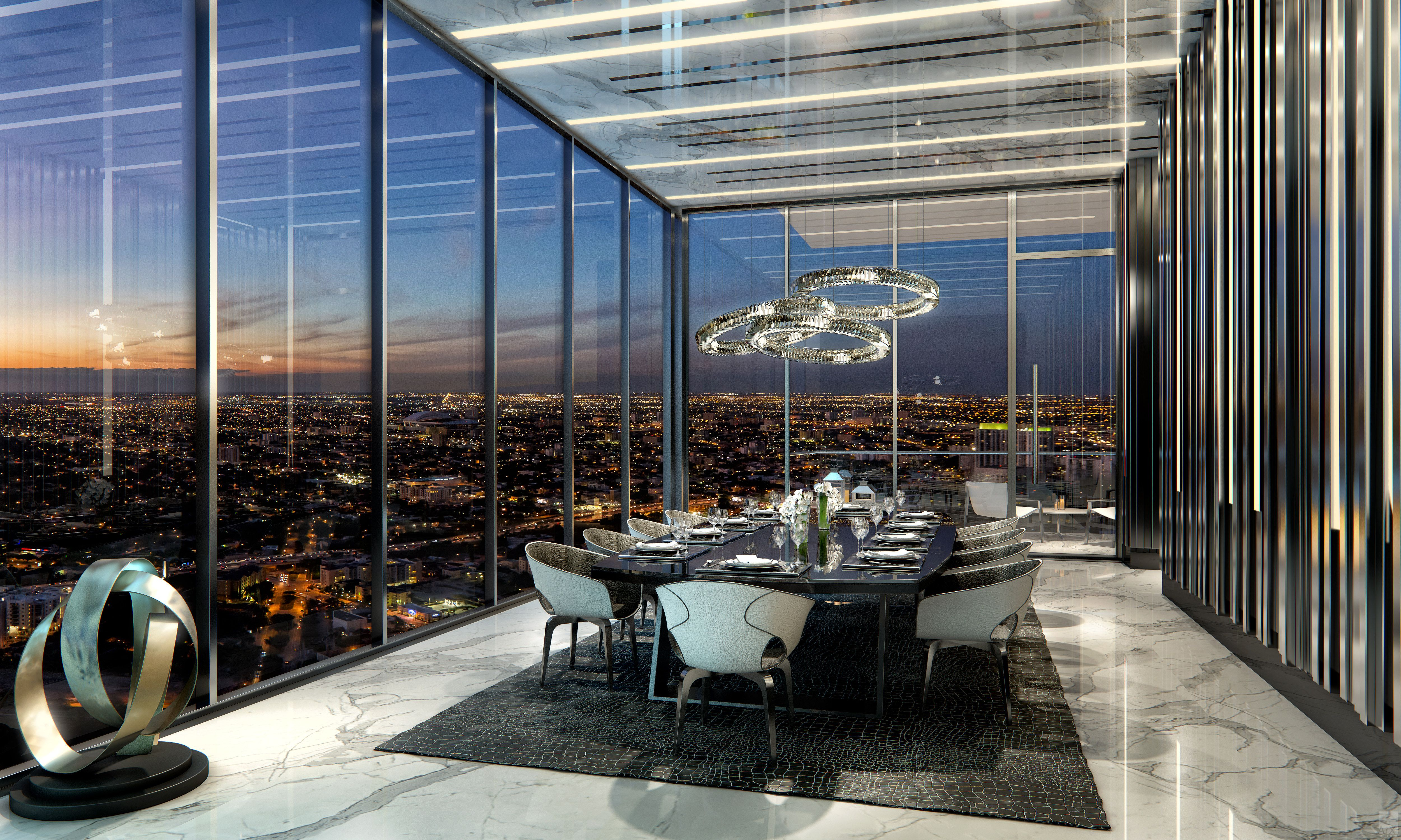 8 Unbelievable Penthouses for Sale Around the World | Luxury ...
