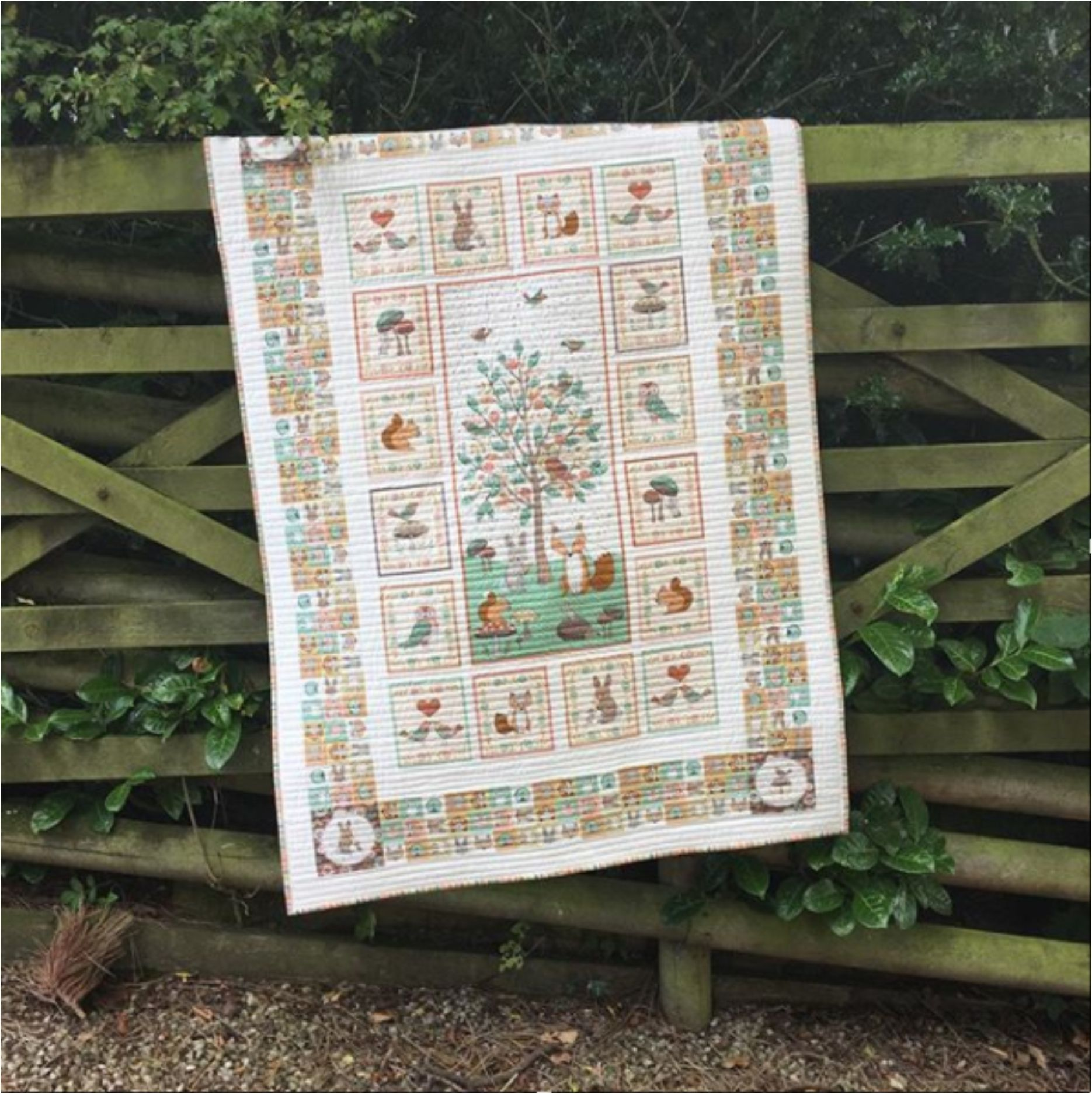shop quilt all lois project for kits sale by online garden me moda store s about the kit