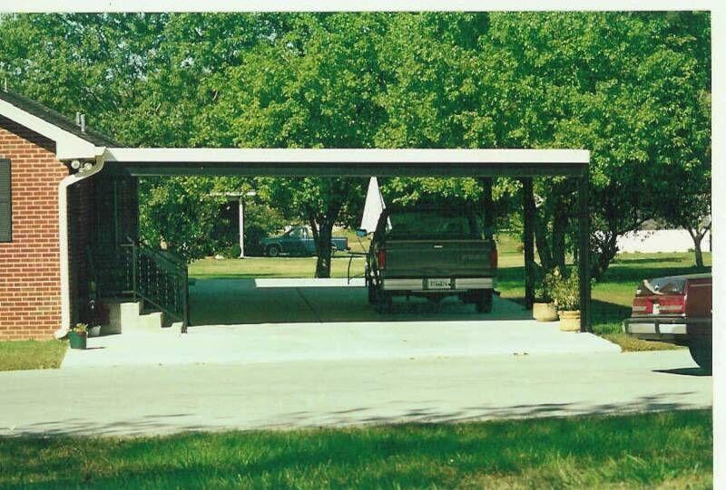 Add on a metal carport Outdoor decor, Carport, Metal