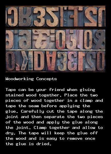 Free woodworking help at http://warrenwoodesign.net