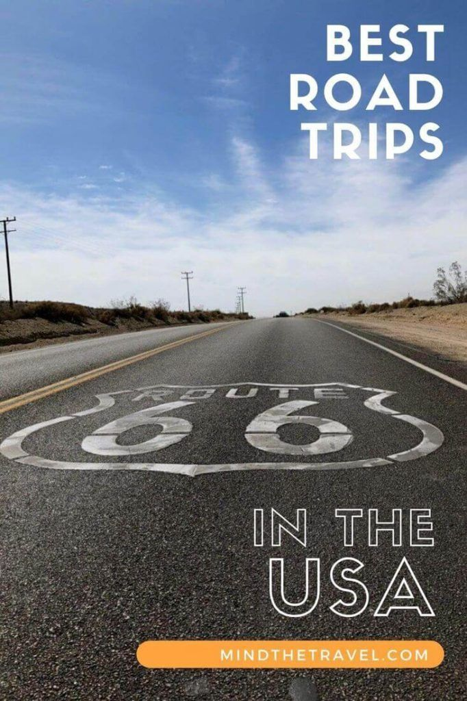 7 Most Epic USA Road Trip Itineraries for Your Bucket List #travelnorthamerica