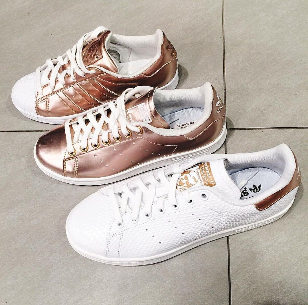 Chaussures Adidas Superstar bronze Fashion femme r3SQeH3qZ