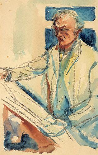 Edvard Munch Slapp Fa Mennesker Innpa Livet Etter At Han Flyttet Til Ekely I 1916 Var Selv Venner Og Slektninger Sjeldne Gjester Edvard Munch Maleri Kunstner