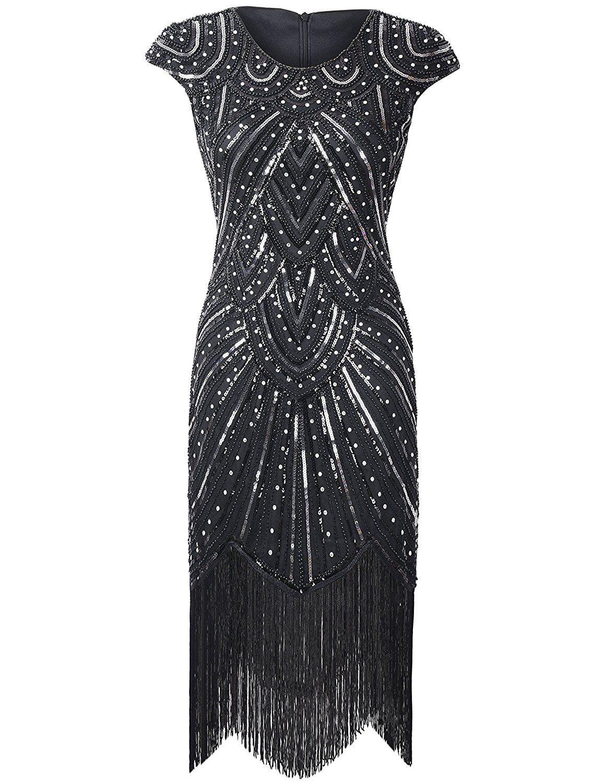 Womenus s gatsby dress formal cocktail gatsby dress gatsby