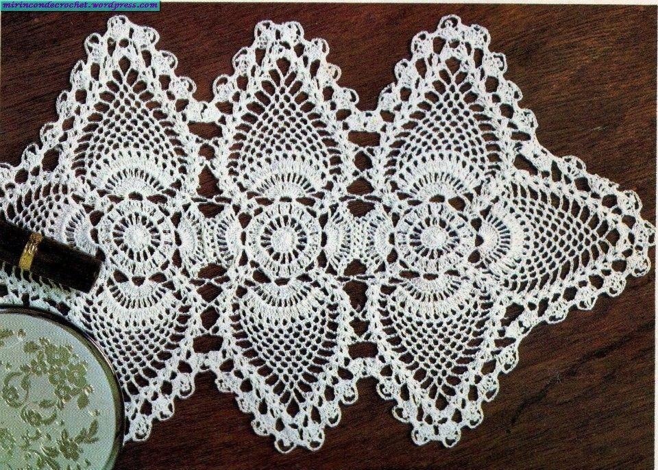Manteles | Mi Rincon de Crochet | Crochet artístico de mi blog ...
