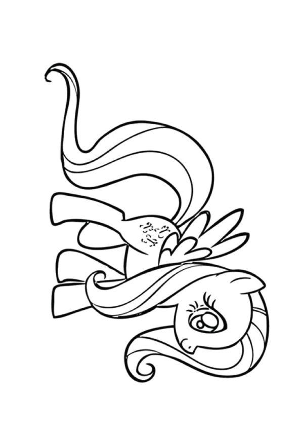 print coloring image Jewliana