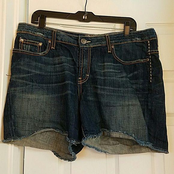 Shorts Cut off shorts. Worn once! BKE Payton style. BKE Shorts Jean Shorts