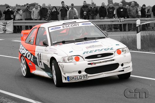 Ford Escort Cosworth WRC - Reindl / Ehrle : ford escort cosworth rally car - markmcfarlin.com