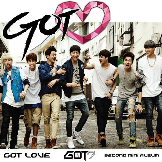 GOT7 GOT LOVE [2nd Mini Album] (MP3 Download) [K2Ost] | Kpop