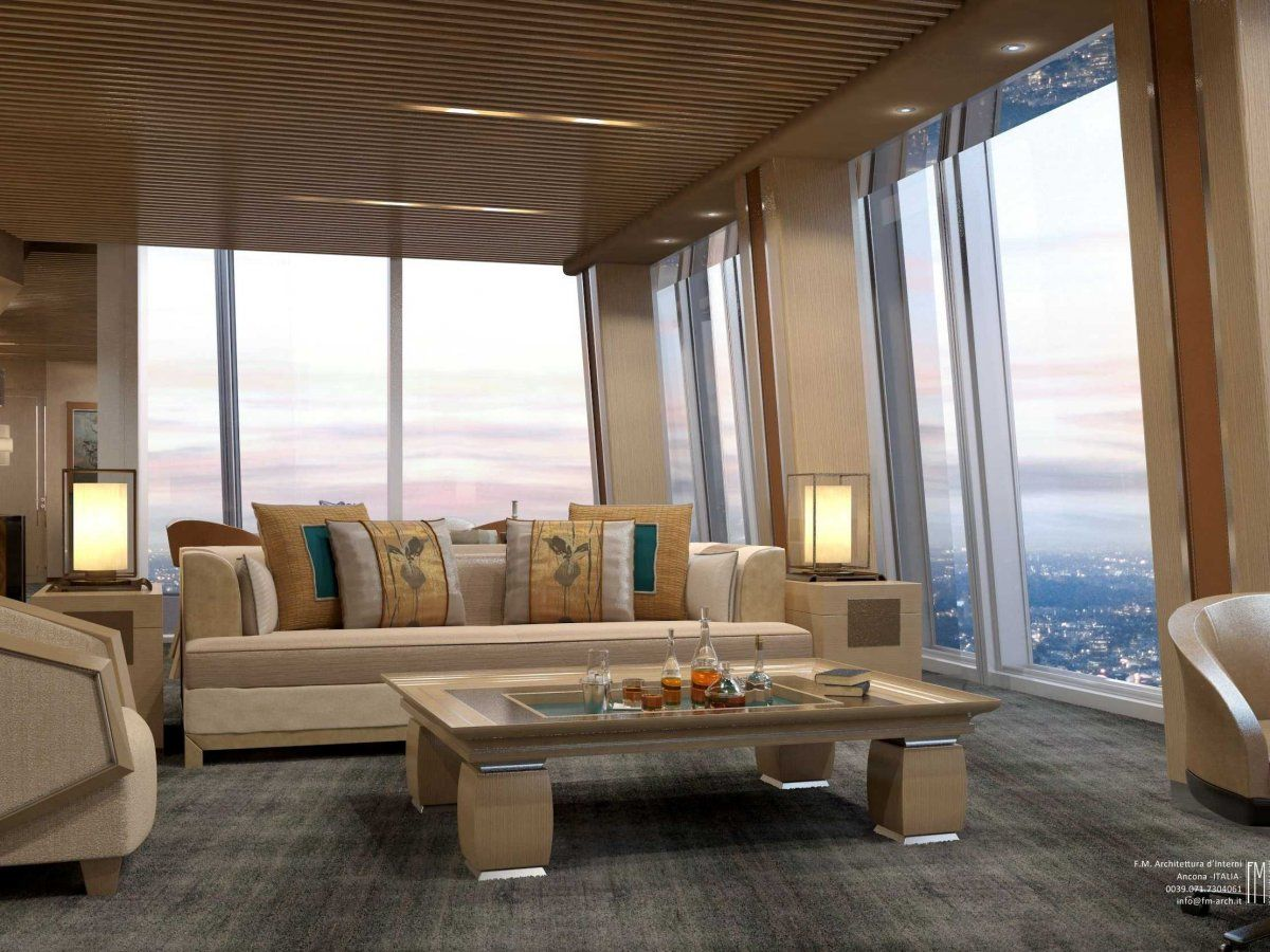 Take A Tour Of The New Luxury Hotel Inside Londons Shard Shangri